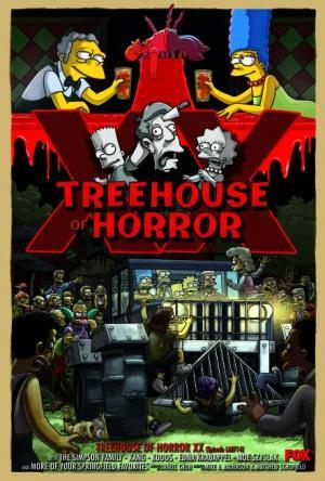 Los Simpson: La casa-árbol del terror XX (TV)