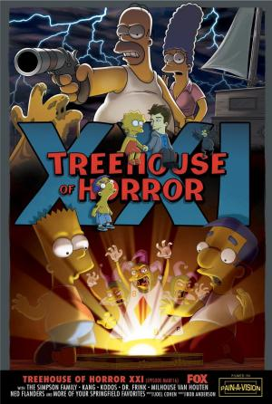 The Simpsons: Treehouse of Horror XXI (TV)