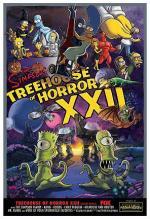 Los Simpson: La casa-árbol del terror XXII (TV)