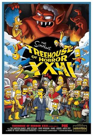 The Simpsons: Treehouse of Horror XXIII (TV)
