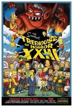 Los Simpson: La casa-árbol del terror XXIII (TV)