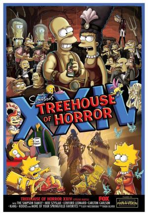 Los Simpson: La casa-árbol del terror XXIV (TV)