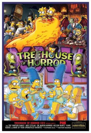 The Simpsons: Treehouse of Horror XXV (TV)