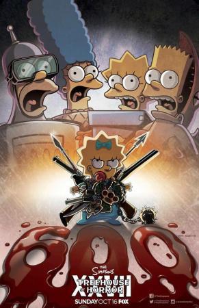 The Simpsons: Treehouse of Horror XXVII (TV)