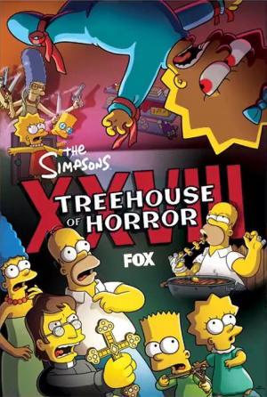 The Simpsons: Treehouse of Horror XXVIII (TV)
