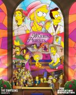 The Simpsons: Warrin' Priests Part 1 & Part 2 (TV)