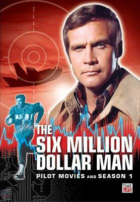 The Six Million Dollar Man: The Moon and the Desert (TV)