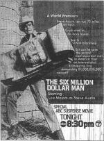 The Six Million Dollar Man: The Solid Gold Kidnapping (TV)