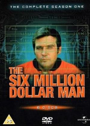 The Six Million Dollar Man (Serie de TV)
