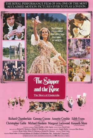 The Slipper and the Rose: The Story of Cinderell
