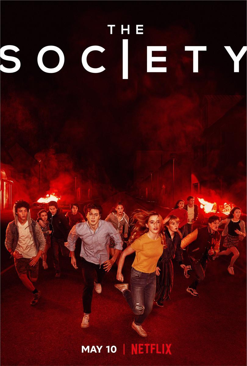 The Society Temporada 1 (2019) HD 1080p Latino – Ingles