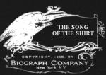 The Song of the Shirt (C)