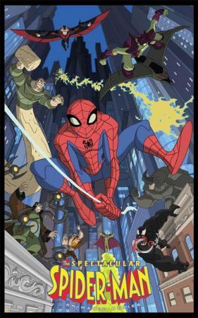 The Spectacular Spider-Man (Spiderman) (Serie de TV)