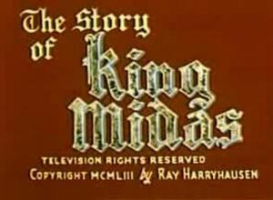 The Story of King Midas (C)