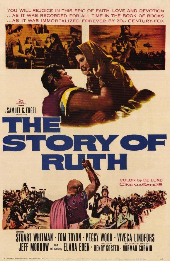 La historia de Ruth, (1960)[1080p] [Latino] [Google Drive]