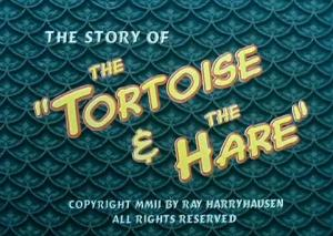The Story of the Tortoise and the Hare (C)