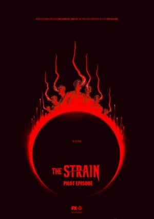 The Strain: Night Zero - Episodio piloto (TV)