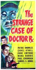 El extraño Doctor RX