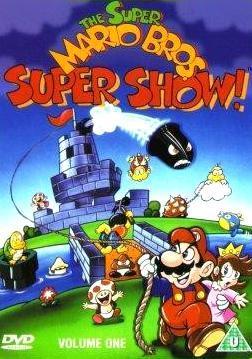 The Super Mario Bros. Super Show! (TV Series)