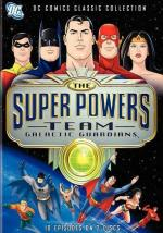 The Super Powers Team: Galactic Guardians (TV Series) (Serie de TV)