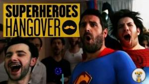 The Superheroes Hangover (S)