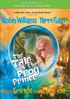 El príncipe que se convirtió en rana (Cuentos de las estrellas) (TV)