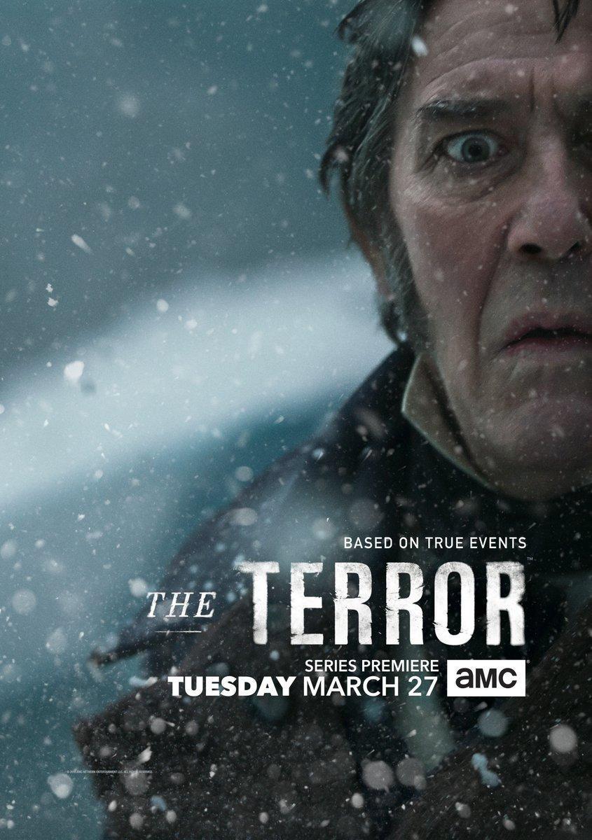 Resultado de imagen de the terror serie