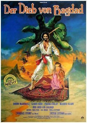 Las aventuras del ladrón de Bagdad (TV)
