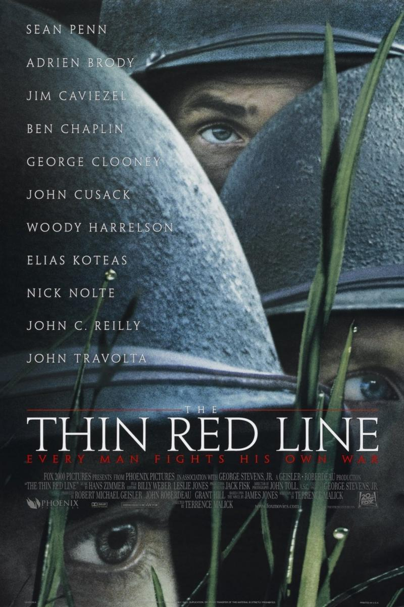 La delgada línea roja (1998) [1080p] [Latino] [Google Drive]