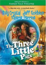 The Three Little Pigs (Faerie Tale Theatre Series) (TV)