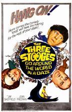 Los tres chiflados le dan la vuelta al mundo