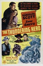 The Thundering Herd (Buffalo Stampede)