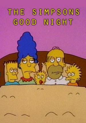 Los Simpson: Buenas noches (TV)