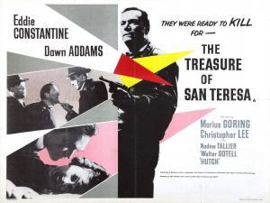 The Treasure of San Teresa
