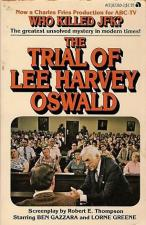 The Trial of Lee Harvey Oswald (Miniserie de TV)