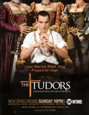Los Tudor (Serie de TV)