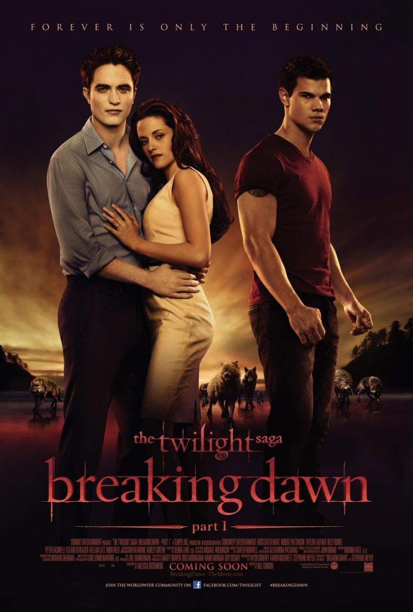 Crepúsculo Amanecer: Parte 1 (2011) BRRip 1080p Latino – Ingles
