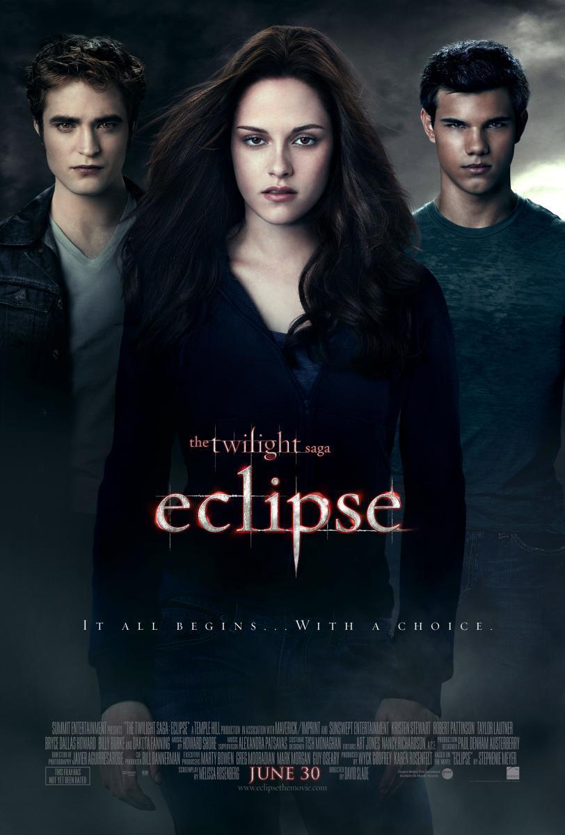 Crepúsculo 3: Eclipse (2010) BRRip 1080p Latino – Ingles