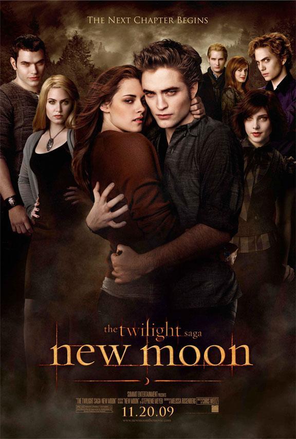 Crepúsculo 2: Luna Nueva (2009) BRRip 1080p Latino – Ingles