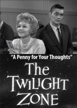 The Twilight Zone: A Penny for Your Thoughts (TV)