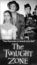 The Twilight Zone: Five Characters in Search of an Exit (TV)