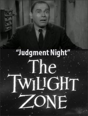 The Twilight Zone: Judgment Night (TV)