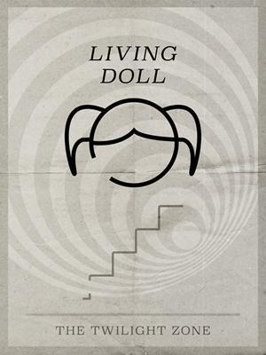 The Twilight Zone: Living Doll (TV)