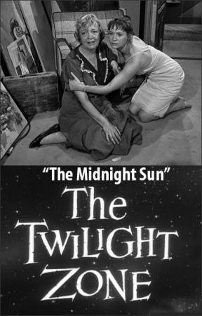 La dimensión desconocida: Sol de medianoche (TV)