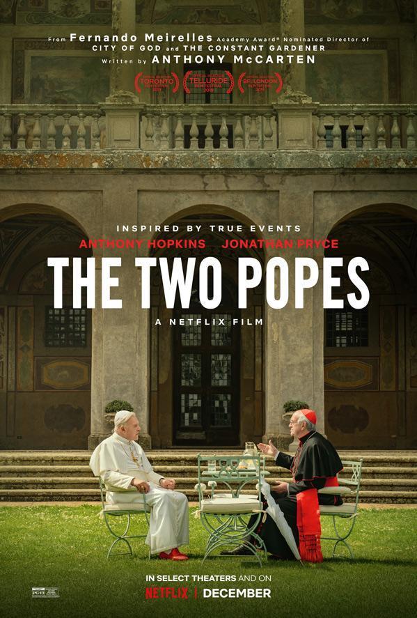 Los dos papas [2019][Latino][1080p][MEGA]