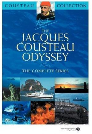 El mundo submarino de Jacques Cousteau (Serie de TV)