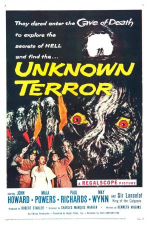 Terror desconocido