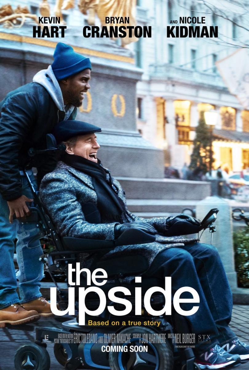 The Upside (2019) [1080p] [Español-Ingles] [MEGA]