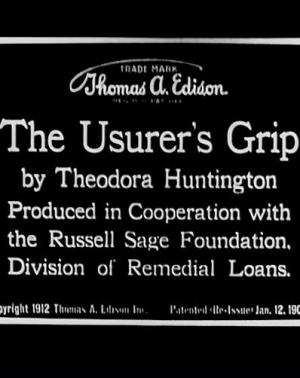 The Usurer's Grip (C)