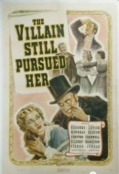 The Villain Still Pursued Her